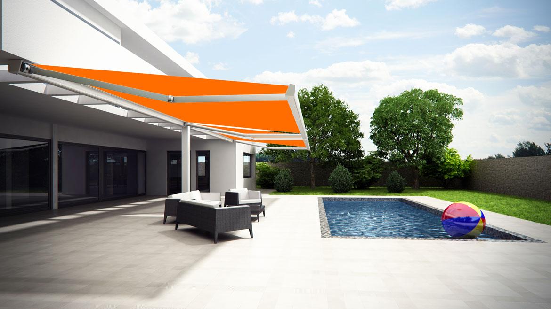 Stores terrasse Sun & Lux